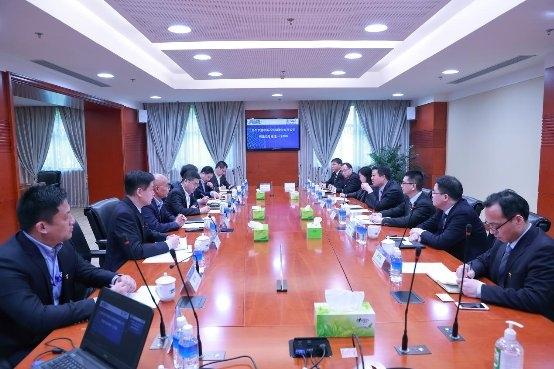 中国石化长城润滑油与振华重工签署战略合作协议