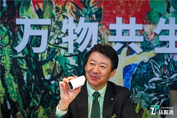 专访佳能中国石井俊幸:坚持环保理念,专注全画幅产品
