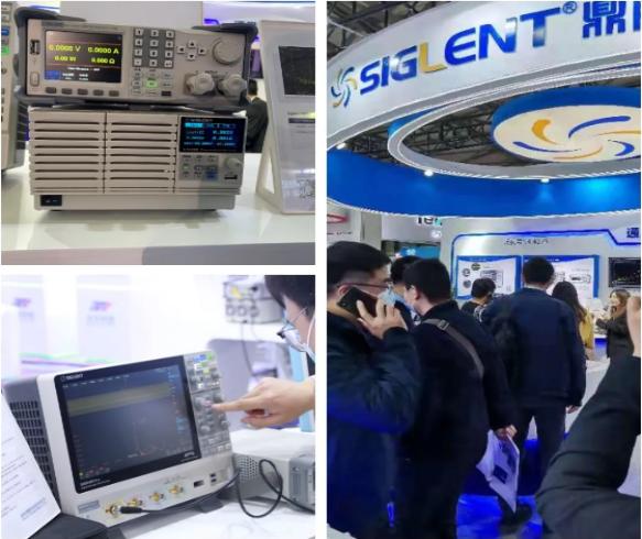 鼎阳科技全新一代高端产品亮相2021上海慕尼黑电子展