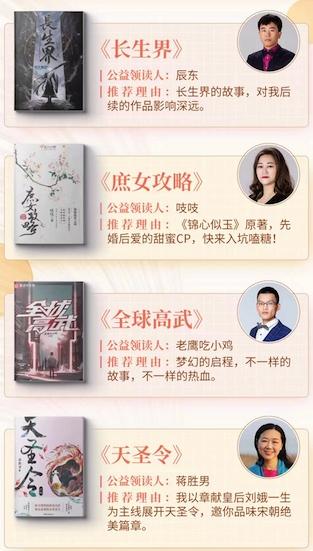 """阅文集团旗下QQ阅读引领""""益起阅读"""" 以多样化作品满足多元阅读需求"""