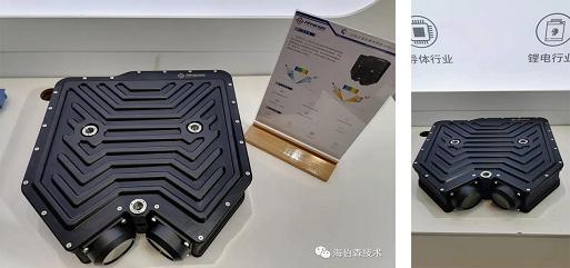 中国首台!海伯森技术正式发布3D线光谱共焦传感器系列产品
