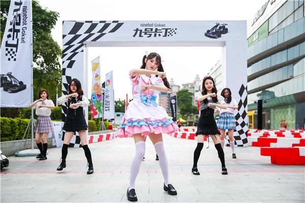 年轻人最爱的科技潮牌 九号总动员广州站完美落幕!