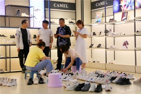 """""""新视界,心起点"""",CAMEL骆驼打造最ing秋季休闲鞋订货会!"""