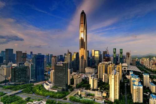 """""""有温度""""的地标,深圳平安金融中心连续四年为地球熄灯"""