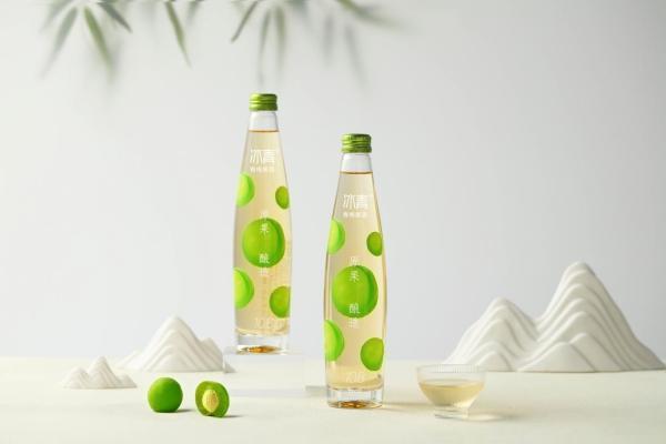 社交新选择——冰青青梅果酒将登陆成都2021春糖会