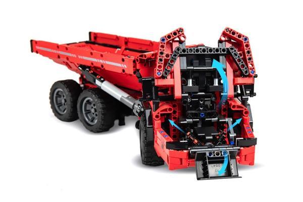"""国产玩具照样有戏,ONEBOT铰接式矿山卡车""""驶""""无前例"""