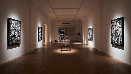 艺术家杨威个展于上海赛森艺术空间开幕