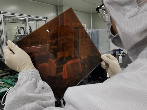 我国大面积钙钛矿太阳能组件效率创世界记录 极电光能离商业化进程再进一步