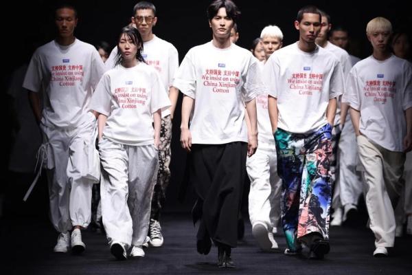 山海生潮:多元艺术潮牌马克华菲亮相上海时装周