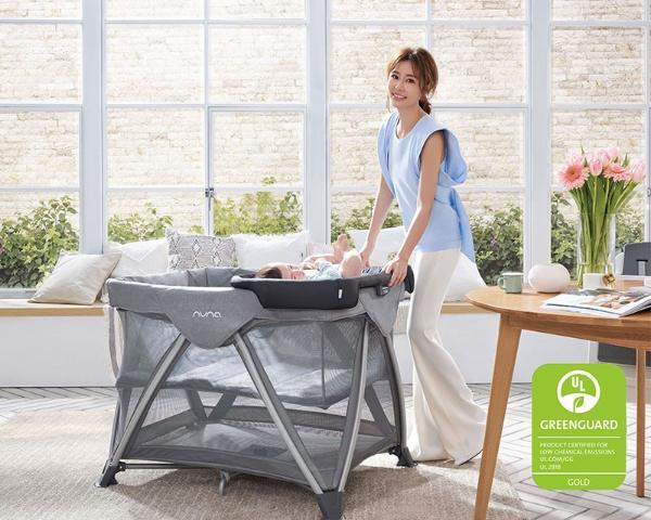 全球高端婴童品牌Nuna再度蝉联Greenguard绿色卫士金级认证