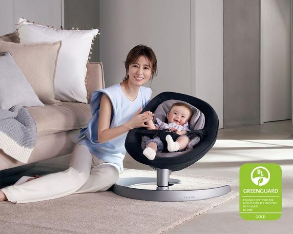 全球高端婴儿品牌Nuna再一次获得绿卫绿色卫士金牌认证