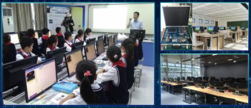蓝宙科技的教育初心与情怀:让STEAM教育惠及每个孩子