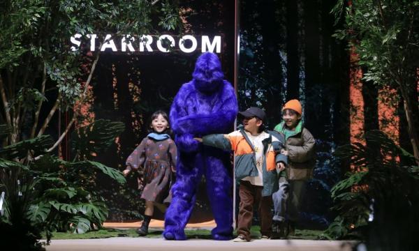 THE WONDERLAND 我们的秘密乐园 STARROOM 2021秋冬系列大秀