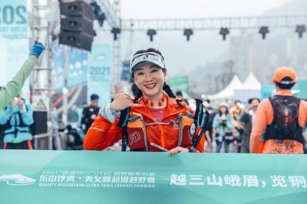 乐跑沙湾:美女峰超级越野赛春日开赛