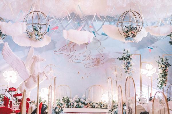 北京婚博会、到喜啦:一站式婚礼的两种生态