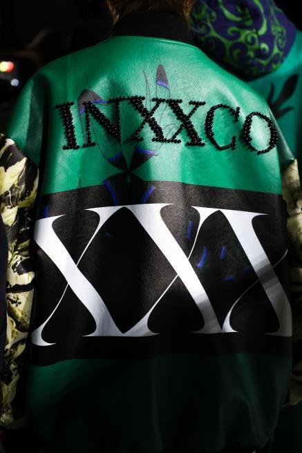INXX 发布 2021A/W「冲霄汉」 系列, 传承中国传统文化。