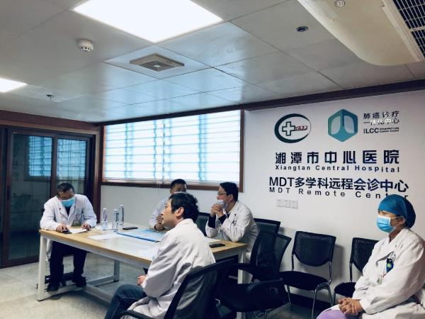 蒋明彦与多位专家组成iLCC专家团队,为肺癌、肺结节患者带来福音