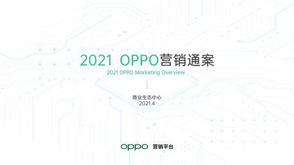 解锁融合时代的高效增长方式 OPPO营销发布2021营销案例
