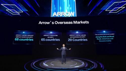 剑指全球家居市场,一场虚拟发布会看懂箭牌
