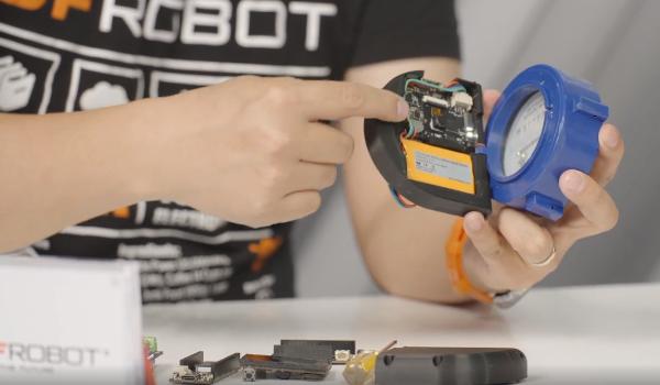 赋能创新 | DFRobot携IoT开源硬件产品及解决方案亮相2021慕尼黑上海电子展