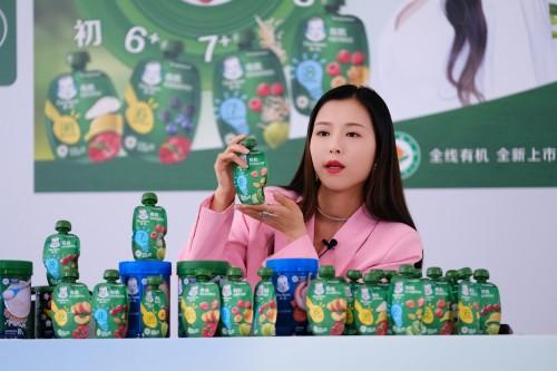嘉宝果泥新品上市,宝宝分龄营养补充,开启精细喂养时代