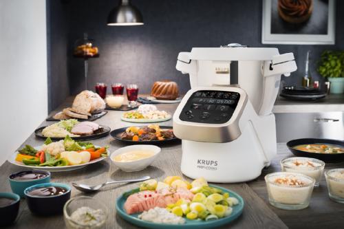 KRUPS克鲁伯厨房机器人,助你一键开启高品新生活