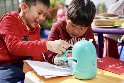 情系儿童公益,蓝宙星球彰显企业社会责任感