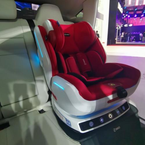 华为HiLinK生态首款智能通风儿童座椅惊艳亮相