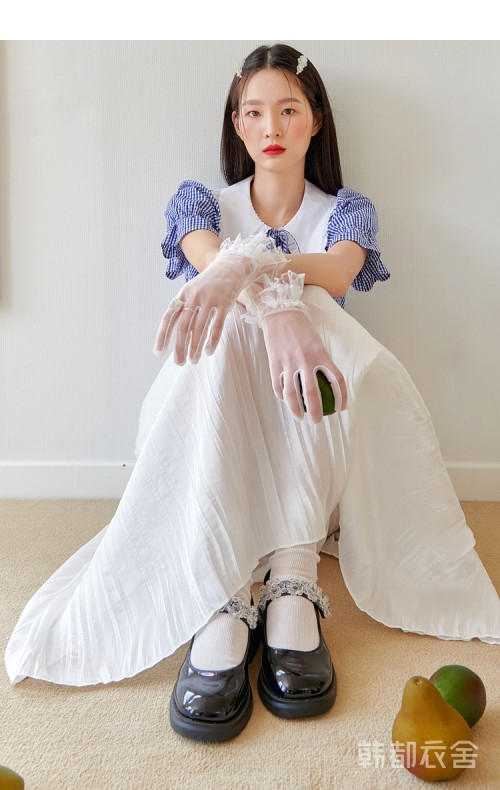 韩都衣舍设计师系列上新 围观自然色彩与时尚元素的碰撞