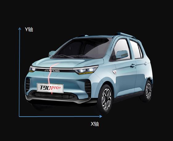 金彭新能源T90:电动汽车科技时代的先行者