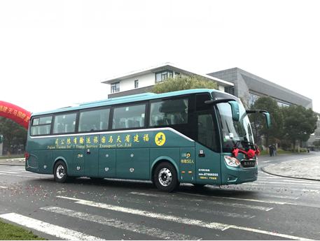 """聚焦用户口碑!安凯两款高品质客车入选""""中国运输服务榜样车型"""""""