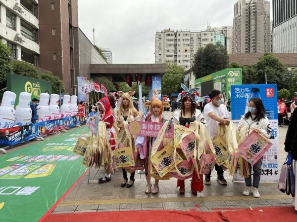 """举办糖酒会明星新品发布盛典 乐体控气泡茶荣获""""明星新品奖"""""""