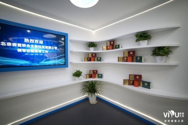 人口老龄化加剧,深圳微普之花积极应对挖掘健康新机遇