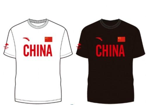王一博携安踏,照亮中国红!