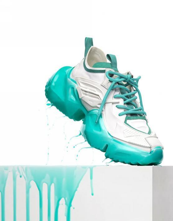 OGR机甲鞋「RONG」系列首发,探索3D立体美学新的可能