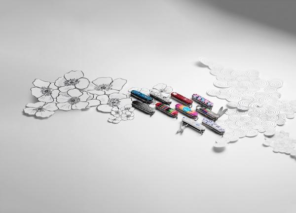 Victorinox 维氏 推出 2021 典范炫彩限量版瑞士军刀
