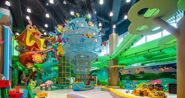 全新科普趣悟品牌Kidzplorer智乐空间亮相重庆光环购物公园