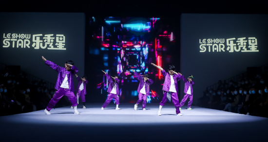 [时光不语]2021·乐秀星少儿模特品牌三周年庆完善落幕!
