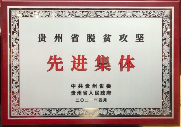 """带火刺梨产业!广药集团王老吉刺柠吉公司荣获""""贵州省脱贫攻坚先进集体"""""""