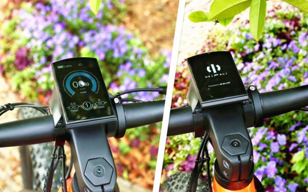 高合Hiphi Smart E-bike 同步亮相上海国际车展