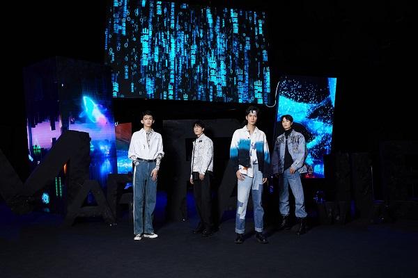 马克华菲2021AW上海时装周 | 开幕大秀,山海生潮,华丽启航