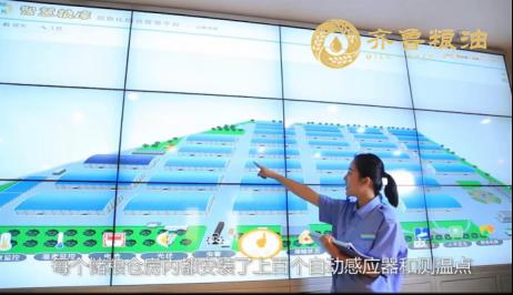 粮库上云 山东省粮食和物资储备局助推粮食产业数字化转型