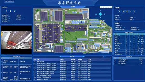 《四川新闻联播》聚焦博科资讯客户东方电气5G+吊车调度系统