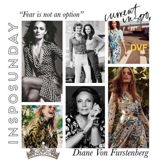 《Own It》新书正式发布 时尚传奇DVF女士致现代女性的成长箴言