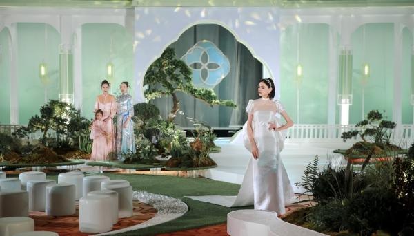 广州保利洲际酒店2021桂玥芳华婚礼秀