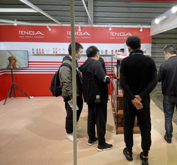 TENGA亮相上海国际酒店及商业空间博览会,助力酒店开启无人贩卖时代