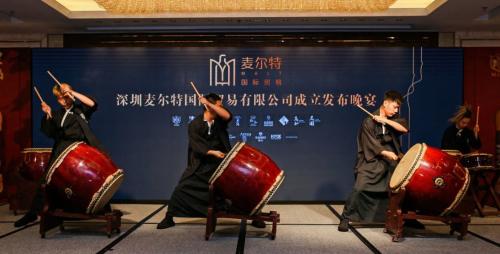 TOEwine深圳国际酒展与麦尔特商贸战略合作正式发布!