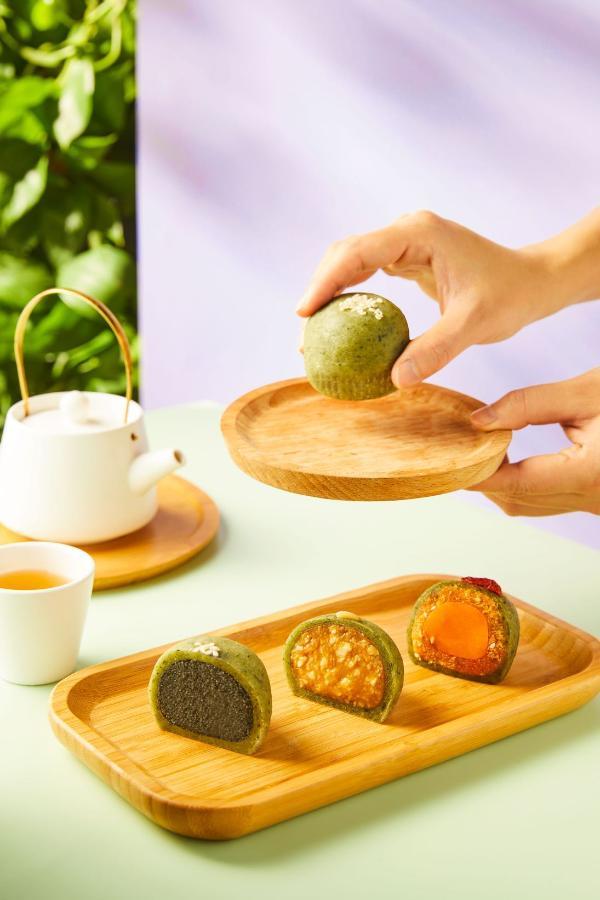当元祖遇上7分甜,传统青团又有什么新吃法?