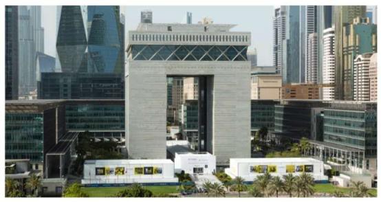 中国艺术家张将数码艺术带到迪拜艺术周