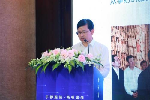 深圳卫视重点报道 于都服装跨境电商发展新征程
